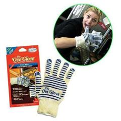 2 X The Oven Glove - Hot Surface Handler