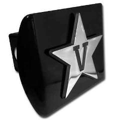 Vanderbilt Black Hitch Cover