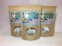 Moringa tea 3-Pack 90 Tea Bags 100% Organic/ 3 Bolsas Te De Mo...