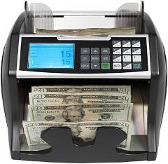 Royal Sovereign Money Counting Machine, High Speed Bill Counte...