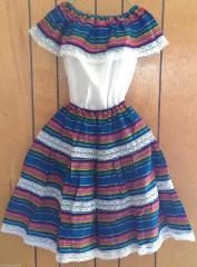 Beautiful Mexican Dress