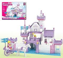 Brictek 22003 Image Swan Castle