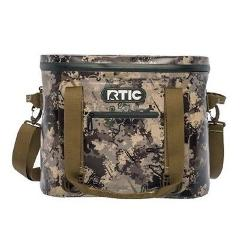 RTIC 30 Personal Cooler - Leakproof Camping Boating Beach Soft...