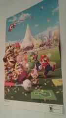 Mario Party 8/Mario Party DS 15.5''x11.5'' Double Sided Poster