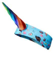 The New Day WWE Authentic Rainbow Unicorn Headband New In Box