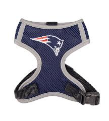 New England Patriots NFL Little Earth Productions Dog Harness ...
