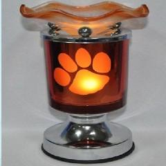 Clemson Tigers Touch Aroma Lamp Scented Wax Oil Warmer Electri...