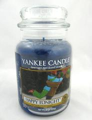 Yankee Candle HAPPY TONIGHT 22 oz Large Jar Collectors Edition...