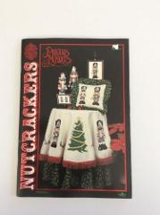Nutcrackers Counted Cross Stitch Booklet Precious Moments Out ...