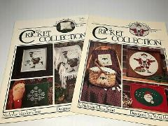 Santa St. Nick Cross Stitch Patterns Cricket Coll BAAA Humbug,...
