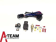 A-Team Performance New Electric Fan Relay W/ Thermostat Instal...