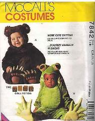 7842 UNCUT McCalls SEWING Pattern Tom Arma Halloween Costume F...