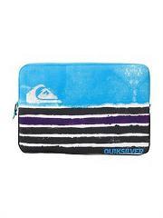 Quiksilver Reckoner 15 Inch Zip Laptop Sleeve in Blue Purple B...