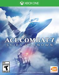 Ace Combat 7: Skies Unknown XBOX ONE (NO CODE) (DIGITAL DOWNLO...