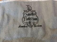 Smith Patterson Co Inc Jewelers Silver Anti Tarnish Cloth Bag ...
