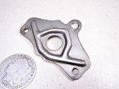 86 HONDA GL1200A GOLD WING RIGHT SIDE CYLINDER HEAD OIL DISTRI...