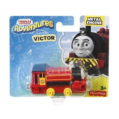 Fisher Price Thomas Friends Adventures Train Metal Engine Victor
