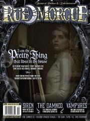 Rue Morgue Magazine #172 Pretty Thing SIREN The Damned 2016 - ...