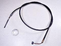 72 KAWASAKI G5 G-5 100 FRONT BRAKE CABLE