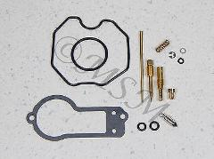 92-96 HONDA XR250L NEW KEYSTER CARBURETOR MASTER REPAIR KIT 02...
