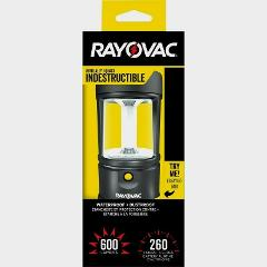 Rayovac Workhorse LANTERN Black 600 Lumens Waterproof Indestru...