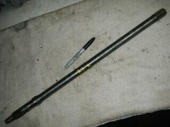 Right hand rear drive axle shaft 1993 Kawasaki Bayou 400 4x4 K...