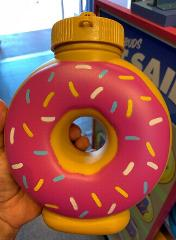 Universal Studios The Simpsons World Famous Lard Lad Donut Tra...
