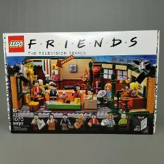 LEGO Friends Central Perk Ideas Set 21319 The TV Series - NEW ...