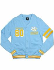 Southern University of Baton Rouge CARDIGAN SWEATER MEN'S HBCU...