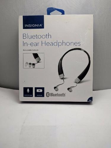 Insignia Bluetooth in-Ear Headband Headphones for iphone 6S 7 8 X Galaxy S9 S8 9