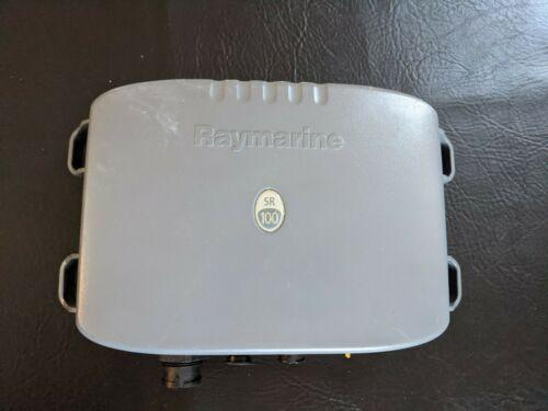 Raymarine SR100 Sirius Satellite Receiver E03009 No Cords