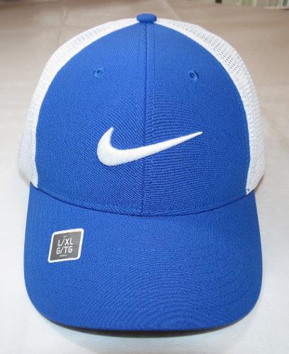 83bbe29fdae 5% OFF on Nike Golf hat cap 727031 480 blue white Swoosh adult Mens ...