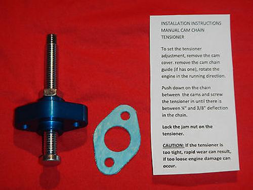 TIMING CAM CHAIN TENSIONER MANUAL ADJUSTER 1989-1992 QUAD RUNNER LT160E 160E -2