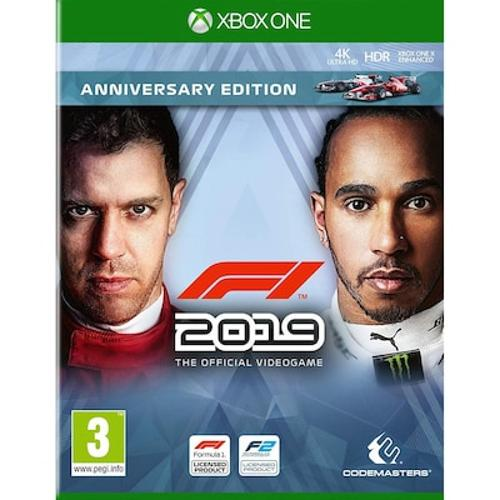 F1 2019 Anniversary edition XBOX ONE (NO CODE) (DIGITAL DOWNLOAD) GLOBAL