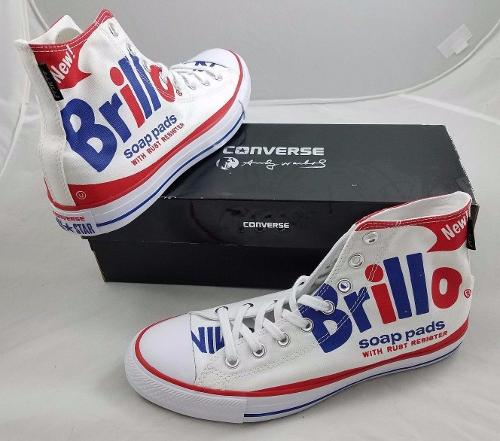 0e9ca77bf44 5% OFF on Converse Chuck Taylor All Star Hi 153838F Andy Warhol ...