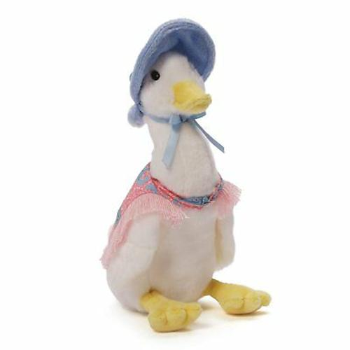 GUND Classic Beatrix Potter Jemima Puddleduck Stuffed Animal Plush 7.5