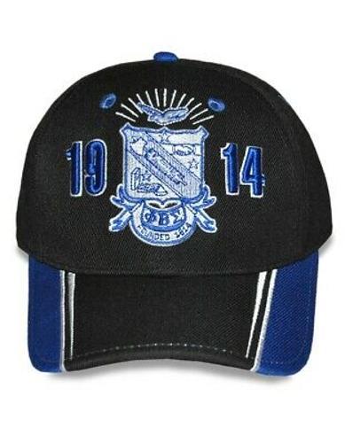 daff2b1469618 4% OFF on PHI BETA SIGMA Fraternity Hat PHI BETA SIGMA BASEBALL HAT 1914  GOMAB HAT CAP   Clothing