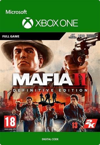 Mafia II Definitive Edition XBOX ONE (NO CODE) (DIGITAL ...