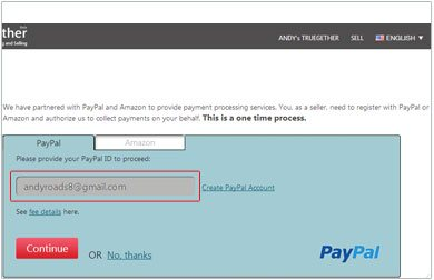 Configure PayPal/CCAvenue